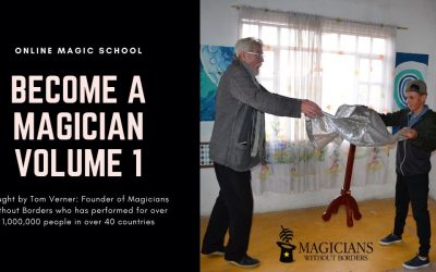 Become a Magician – For Libraries